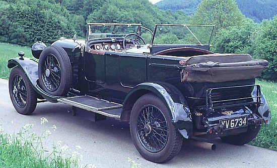 Bentley 4 1/2 Litre and Bentley 4 1/2 Litre Supercharged