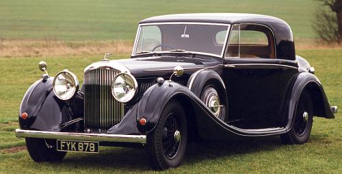 Bentley 4 1/4 Litre, 1939