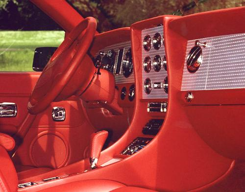 Bentley Continental T, 1997