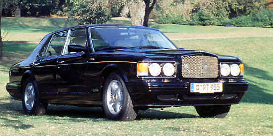 Bentley Brooklands R, 1997
