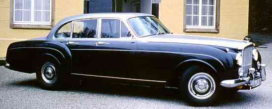 Bentley S2 Continental 1961, #BC37BY, Flying Spur