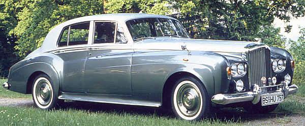 1962 bentley s3