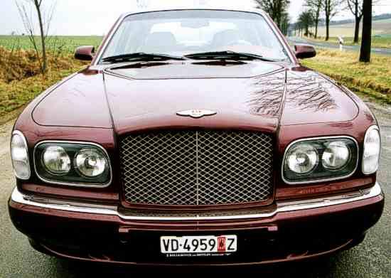 Bentley Arnage Red Label, 1999