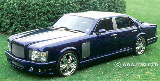 2010 Bentley Mulsanne - Color