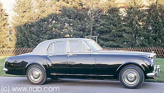 IMCDb.org: 1962 Bentley S2 Continental Flying Spur H.J.Mulliner in ...