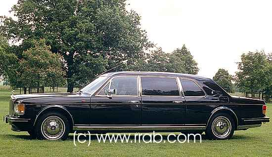 Rolls-Royce Touring Limousine