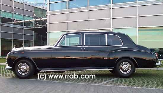 rolls royce phantom limo. Rolls-Royce Phantom VI