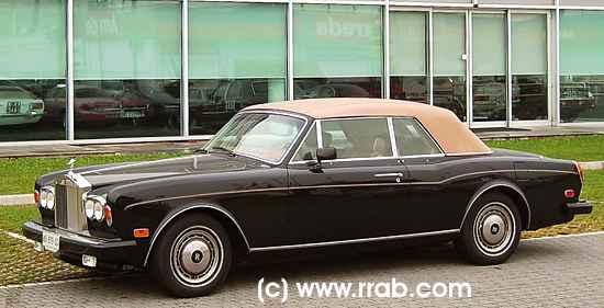 Rolls - Royce Corniche IV