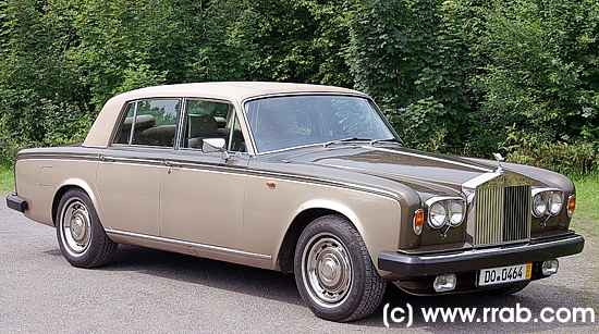 car of the month august 2008 rolls royce silver shadow ii. Black Bedroom Furniture Sets. Home Design Ideas