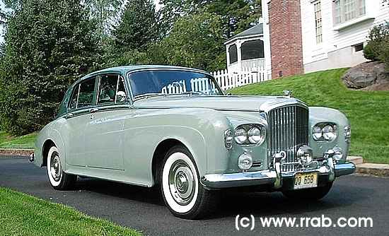 Bentley S3 Harold Radford Countryman