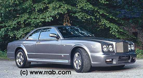 Ycx A on 2002 Bentley Continental Gt