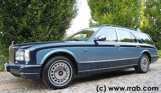 car of the month - december 2012 - rolls-royce silver seraph