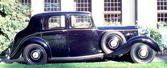 Rolls Royce 25 30 H P