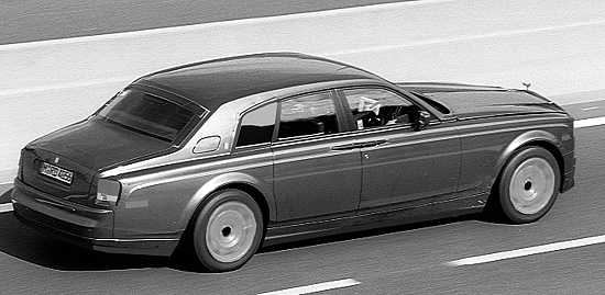 Rolls-Royce Phantom Prototype