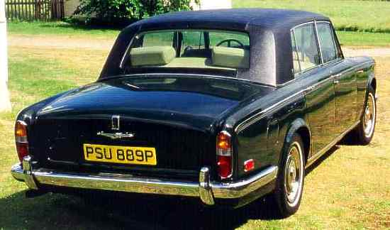 Rolls-Royce Silver Shadow I long wheelbase