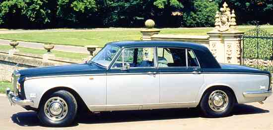 Rolls-Royce Silver Shadow I, 1973