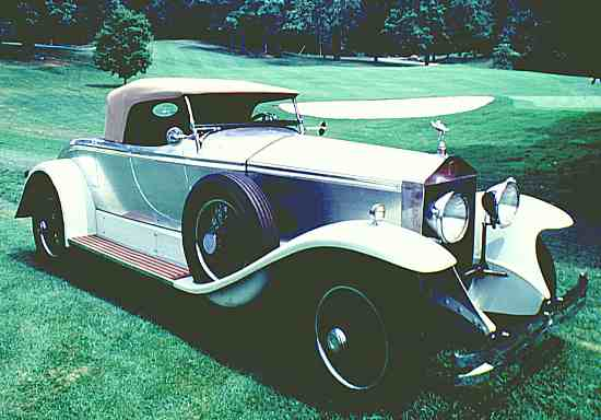 Rolls-Royce Phantom I, Brewster Style Roadster